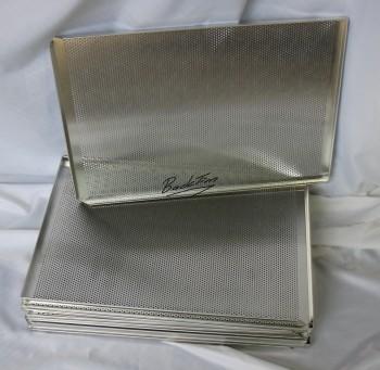 Tôles perforées en aluminium 3 bords NOUVEAU