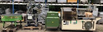 Machine d'emballage de pain et machine d'étiquetage