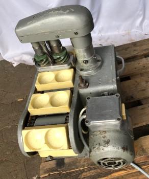 Machine à pointiller GRUBELNIK 2 rangs