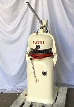 Diviseur de pâte et arrondisseur Record semi-automatique