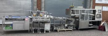 Machine compacte König Artisan SFR TS