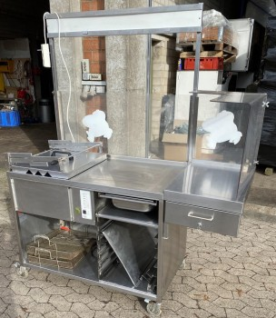 Station de cuisson des graisses modèle ROKA: SB 20 B- E
