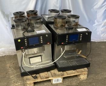 Machine à café Melitta Bar-Cube 4 pièces