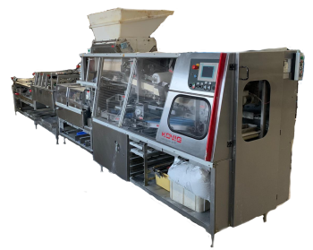 Machine compacte König Artisan SFR