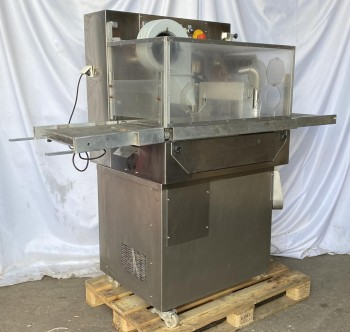 Enrobeuse de chocolat, dispositif de contrôle de température IKM