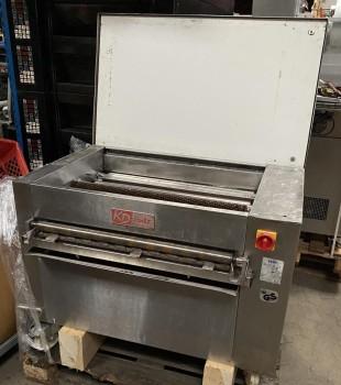 Machine de nettoyage de tôles KD Putz