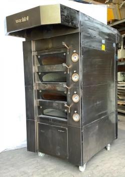 Four de boulangerie four à sole Wachtel Piccolo 1-4 D