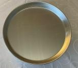 Plateaux à pizza / plaques à pâtisserie / plaques à pâtisserie aluminium NEUF 10 pièces 320x30mm